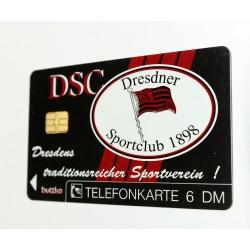 Telefonkarte Helmut Schön