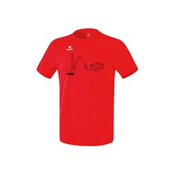 Funktions-Shirt rot (Herren)