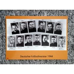 Big-Card Serie F Deutscher Fußballmeister 1944