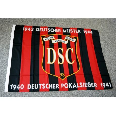 Fahne Deutscher Meister