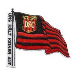 Aufnäher DSC Fußball 98-Logo
